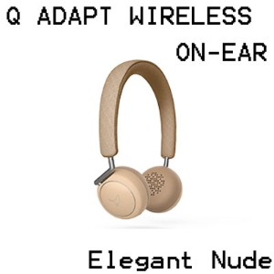 LIBRATONE Bluetoothヘッドホン Q ADAPT WIRELESS ON-EAR (Elegant Nude・金) LP0030000AS5004 ブルートゥース