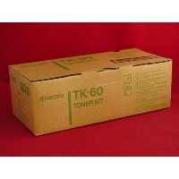 Kyocera TK-60H Toner Cartridge (20000 ページ Yield) (87800714) , Works for FS-1800, FS-1800N, FS-3800,...