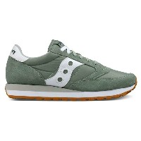 サッカニー メンズ シューズ・靴【Saucony Jazz Original Shoe】Light Green / White