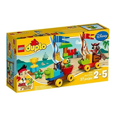 LEGO(レゴ) DUPLO Jake and the Never Land ビーチレーシング