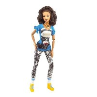 Barbie So In Style (S.I.S.) Rocawear Trichelle Doll by Barbie