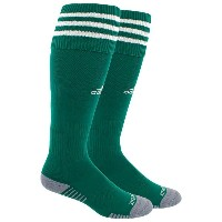 アディダス メンズ インナー・下着 ソックス【adidas Team Copa Zone Cushion III Socks】Collegiate Green/White