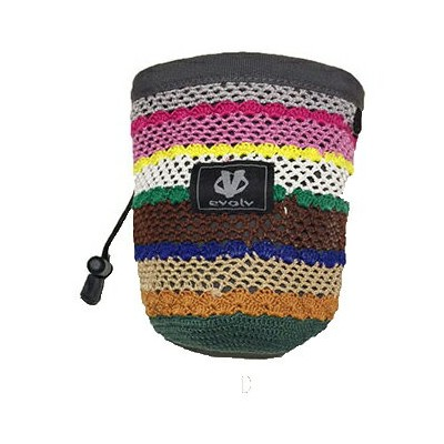 Evolv イボルブ KNIT CHALK BAG/DHARMA ev-cb-nit-09