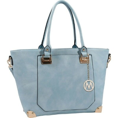 MKFコレクション メンズ トートバッグ バッグ Yorkshire Tote with Shoulder Strap 12980
