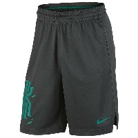 ナイキ メンズ バスケットボール スポーツ Men's Nike Kyrie Hyperelite Shorts Anthracite/Rio Teal