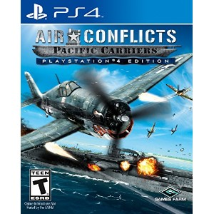 【送料無料】【Air Conflicts Pacific Carriers - PlayStation 4 (輸入版)】 b013hmn5w2