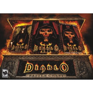 【送料無料】【Diablo Battlechest [new version] (輸入版)】 b0002bqn7q