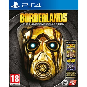 【送料無料】【Borderlands The Handsome Collection (輸入版:北米)】 b00sizjtgu