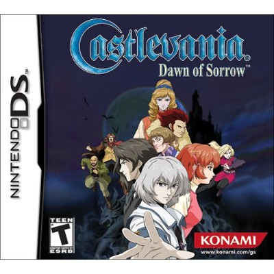 Castlevania Dawn of Sorrow (輸入版)
