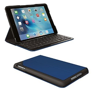Logitech Focus Ipad mini4用 Bluetooth キーボードケース (Dark Blue)