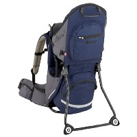 Kiddy Baby Back Carrier Adventure Pack, Navy Blue by Kiddy
