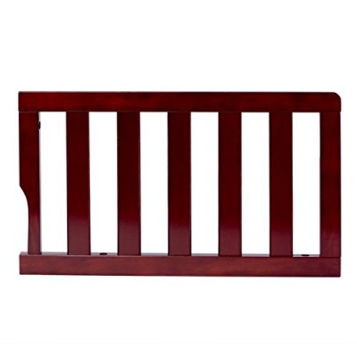 Dream On Me Universal Convertible Crib Toddler Guard Rail, Cherry by Dream On Me