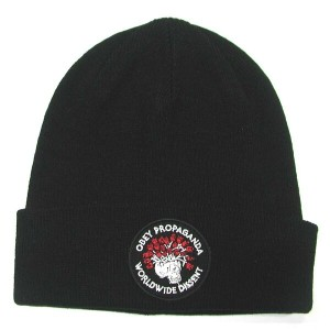 OBEY(オベイ) FREE YOUR MIND BEANIE Cap(ハット・ビーニーキャップ)