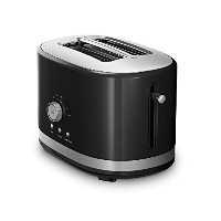 KitchenAid KMT2116OB 2 Slice Slot Toaster with High Lift Lever, Onyx Black by KitchenAid