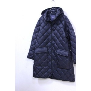 GYMPHLEX(ジムフレックス)HAND QUILT DOWN フーデッドロングコート #J-1264 3color 2017'A/W【Lady's】