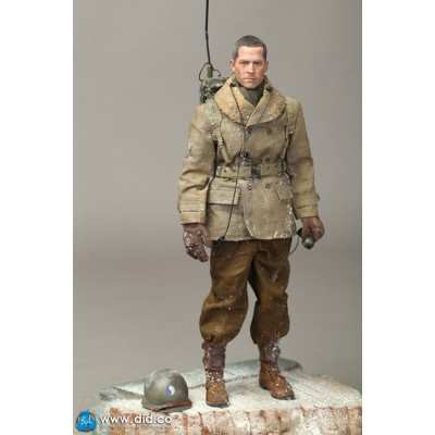 """【DID】A80115S 29th Infantry Division Radio Operator """"Paul"""" Christmas Edition アメリカ陸軍 第29歩兵師団 通信兵 ポール..."""