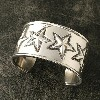 Cody Sanderson SIX STAR COIN EDGE BRACELET