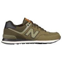 (取寄)ニューバランス メンズ 574 New balance Men's 574 Triumph Green Dark Military Green