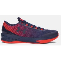 Under Armour Charged Controllerメンズ Midnight Navy/ Pomegranate アンダーアーマー バッシュ チャージド コントローラー
