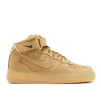 ナイキ NIKE エア ミッド AIR FORCE 1 MID 07 PRM QS FLAX