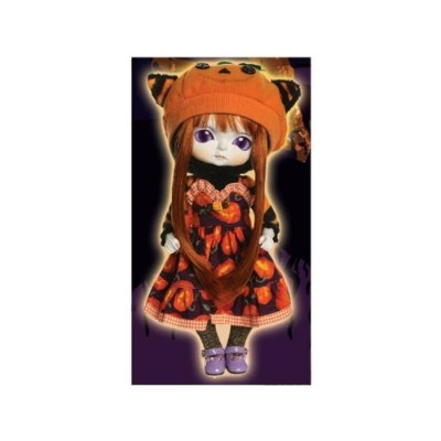 Huckleberry Toys ハックベリートイズ パンプキン フィギュア Toffee Dolls Special - Pumpkin