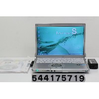 Panasonic CF-S10EWRDS Core i5 2540M 2.6GHz/8GB/128GB(SSD)/Multi/12.1W/WXGA(1280x800)/Win7【中古】...