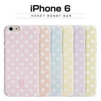 その他 Happymori iPhone6 Honey Bonny Bar ラズベリー【代引不可】 ds-1823347