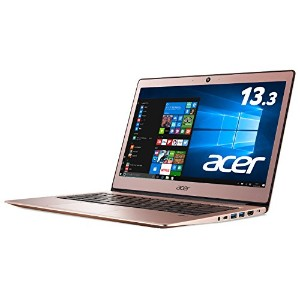 Acer Swift1 SF113-31-F14Q/P (Celeron N3350/4GB/128GB eMMC/ドライブなし/13.3/Windows10/Officeなし)