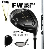 RomaRo ロマロ Ray V FW TOUR SELECT #3W+ 5W+/デイアマナThump FW 55・65・75・85
