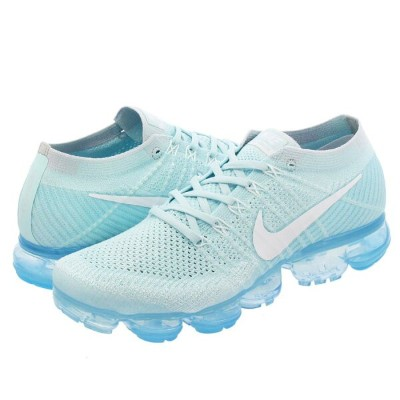 c875886327c8 NIKE AIR VAPORMAX FLYKNIT ナイキ ヴェイパー マックス フライニット GLACIER BLUE WHITE PURE  PLATINUM
