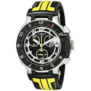 ティソ Tissot 腕時計 メンズ 時計 TISSOT watch T-Race Thomas Luthi 2014 World limited 2112 this T0484172705713...