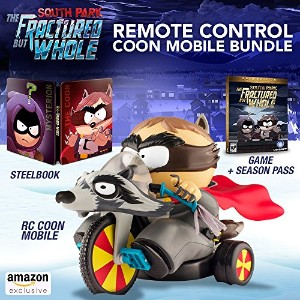 South Park: The Fractured but Whole Remote Control Coon Mobile Bundle - Xbox One - Imported