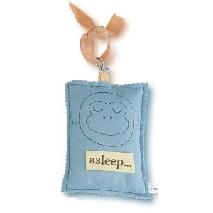 Tree By Kerri Lee Asleep Sign, Monkey by Tree by Kerri Lee