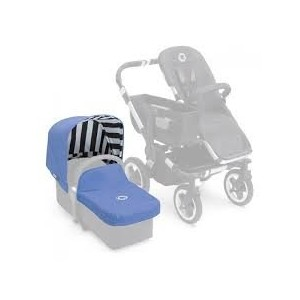 Bugaboo Donkey Tailored Fabric Set - Jewel Blue (Special Edition) by Bugaboo