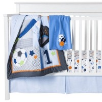 Circo Li'l Player 4-Piece Nursery Set by Circo