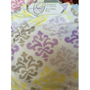 Super Soft Swaddle Bag 0-3m by Blankets and Beyond
