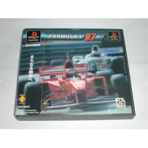 (PlayStation)Formula 1 '97 【中古】