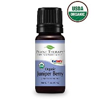Plant Therapy Juniper Berry ORGANIC Essential Oil. 10 ml (1/3 oz) 100% Pure, Undiluted, Therapeutic...