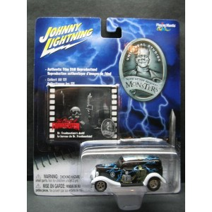 1/64 ジョニーライトニング JOHNNY LIGHTNING MONSTER MOVIES-FRIGHTNING LIGHTNING '33 FORD DELIVERY フォード デリバリー...