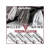 TaylorMade Milled Grind Personalized Antique Bronze Wedge (カスタムウ【ゴルフ 特注/オーダーメイド>特注-ウェッジ】
