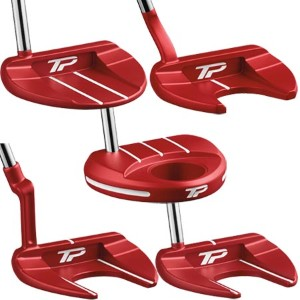 TaylorMade TP Red Collection Putters【ゴルフ ゴルフクラブ>パター】