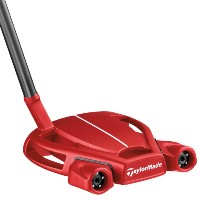 TaylorMade Spider Tour Red w/Sight Line Putter【ゴルフ ゴルフクラブ>パター】