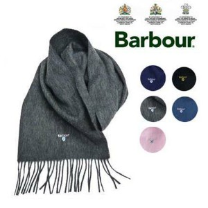 バブアー Barbour マフラー ウール Plain Lambswool Scarf 39923