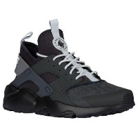 (取寄)Nike ナイキ メンズ エア ハラチ ラン ウルトラ Nike Men's Air Huarache Run Ultra Anthracite Black White Black