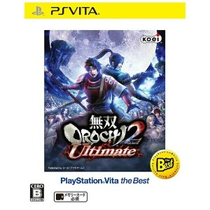 コーエーテクモゲームス 無双OROCHI2 Ultimate PlayStation Vita the Best【PS Vitaゲームソフト】