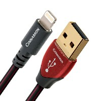 audioquest - USB CINNAMON2(0.15m)(USB2.0 A-Lightning)【在庫有り即納】