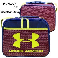 UNDER ARMOUR アンダーアーマー サーモス INSULATED LUNCH COOLER ランチボックス /デザインC/レッド