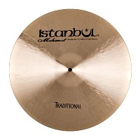 """Istanbul Mehmet Cymbals Traditional Series Crash Paper Thin CPT (19"""")"""