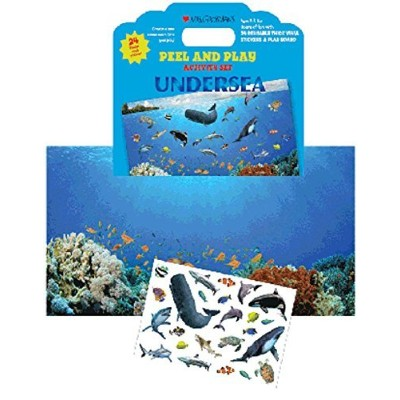 Mrs. Grossman's Undersea Peel & Play Toy [並行輸入品]