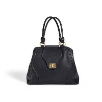 Newlie Gail Satchel Diaper Bag, Black by Newlie